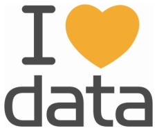 I enjoy compensating for my lack of human relationships with an abundance of data.